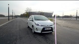 Toyota Yaris Hybrid 2013 Videos