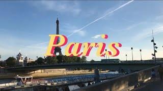 2018년 6월 파리 여행 기록