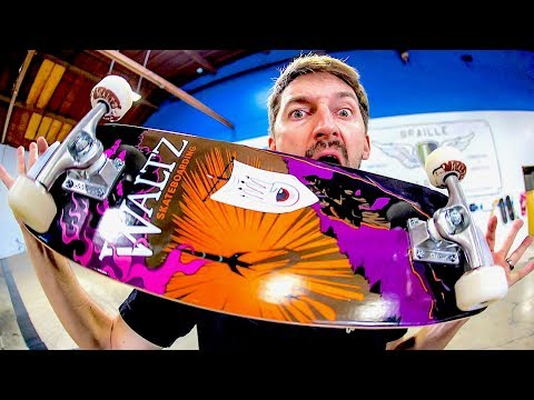 THE WORLD'S BEST FREESTYLE SKATEBOARDERS?!