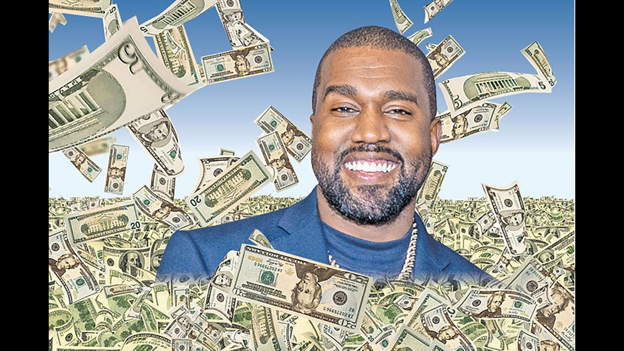 Kanye West's Net Worth Goes Up To $6.6 Billion