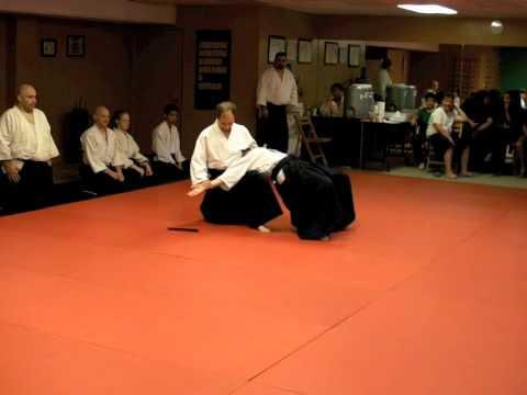 Hayward Aikido July 2010 Community Demo Clip