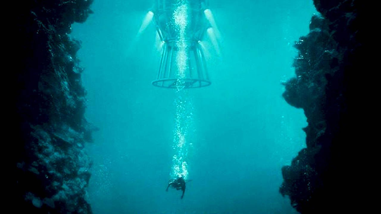 Pioneer trailer diving thriller 2014 youtube - Dive in movie ...