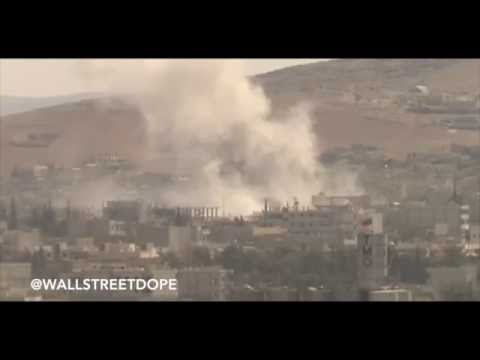ISIS Has Entered the Key Syrian Border Town of Kobani