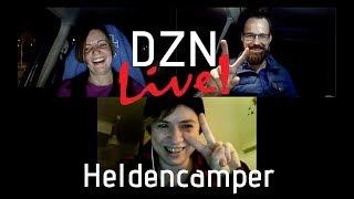 DZN live vom 03.02.2019 mit Andrea Voß von Heldencamper