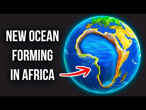 A New Ocean Is Forming Under Your Feet Right Now