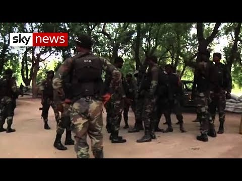 On The Ground With Cameroon's Army Trying To Stop Boko Haram
