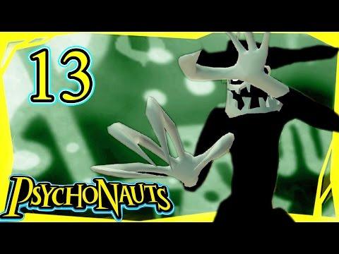 Let's Play Psychonauts Part 13 - Phantom of the Opera [Gameplay/Walkthrough]