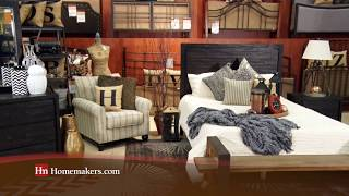 Rustic Style Interior Design Video | Homemakers 2015