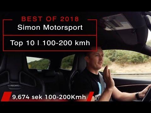 Best of Simon Motorsport / Top 10 - 100-200 KMH fahrten