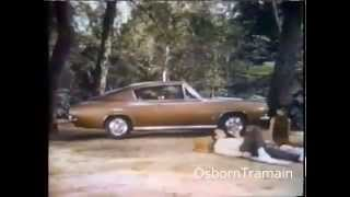 1967 Plymouth Barracuda Commercial
