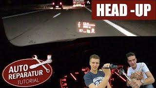 HEAD-UP Display einstellen | HUD Zu tief ?! | BMW E60 E61 E70 X5 | DIY Tutorial
