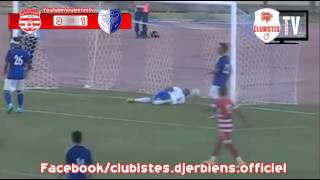 UNAF Cup : M1 : CA 3-1 Al Hilal : Les Buts 2017 Video