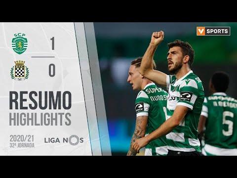 Sporting Lisbon Boavista Goals And Highlights