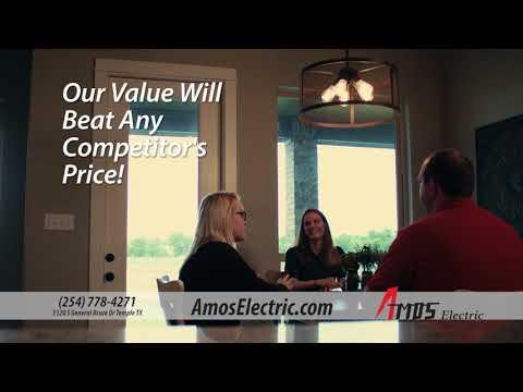 Amos Electric - Lighting Showroom