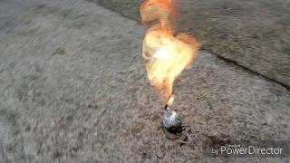 Feuerbombe selber bauen
