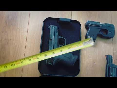 ★★★★★ CO-Z Portable Hand Gun Safe, Lockbox Jewelry Box, Pistol Safe, with Code Lock - Amazon