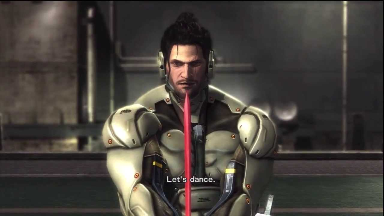 Metal Gear Rising Jetstream Dlc Senator Armstrong Meets Samuel