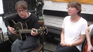 Tyrannosaurus Dead (acoustic) - Canada (Live @ The Shacklewell Arms, London, 24/08/14)
