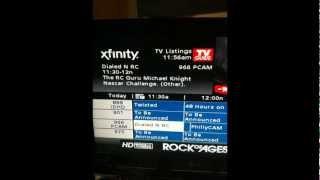 Comcast TVGuide