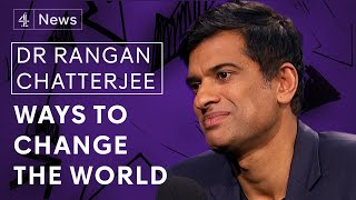Dr Rangan Chatterjee: How to change your life in 5 minutes