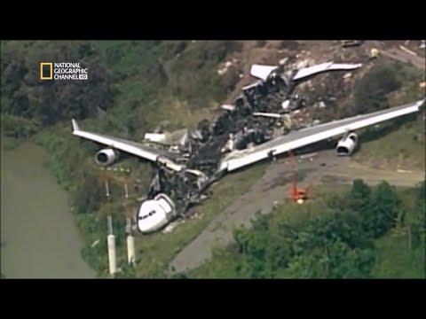 "Air Crash Investigation S04E01 ""Desperate Escape"" Air France 358"