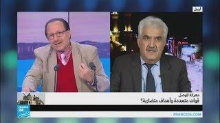هل يحق لتركيا المشاركة في معركة الموصل من وجهة نظر أربيل؟