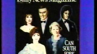 NY Daily News - Mayflower Madam, Dallas, and More (1985)