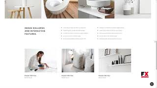 Maison - Modern Theme for Interior Designers and Architects      Gore