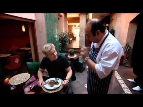 Doukan Moroccan Restaurant - Gordon Ramsay