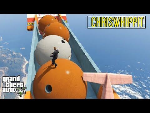 CRAZY DEATHRUN   GTA 5 LTS med SoftisFFS