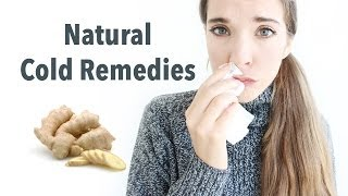 How To: Natural Cold + Flu Remedies!
