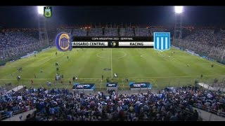 Rosario Central vs Racing Club full match