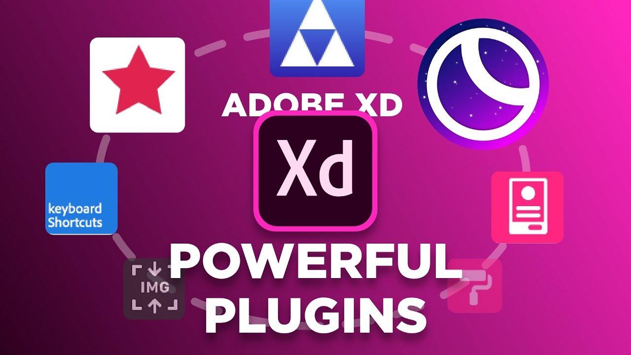 Most Powerful Adobe Xd Plugins - August 2019   Design Essentials