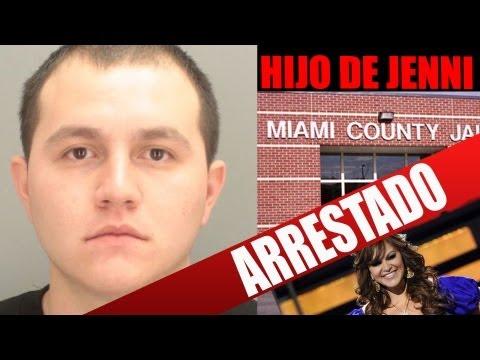 Hijo de Jenni Rivera Arrestado en Miami!
