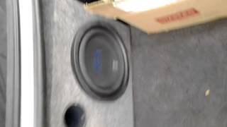 1994 Buick Century Sound System