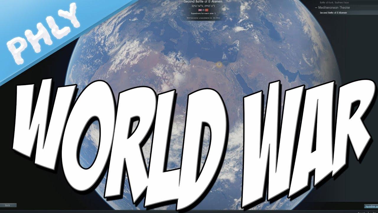 world war thunder