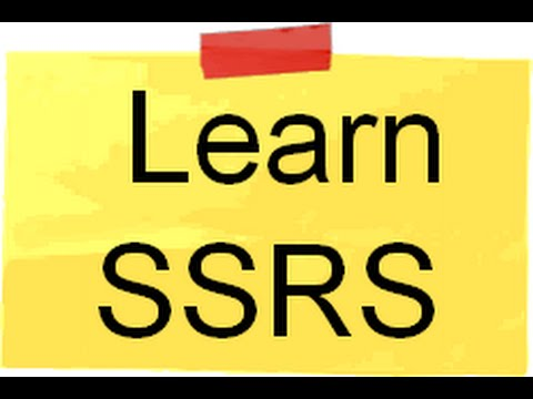 SSRS Video :- How To Create A Simple Report In SQL Server Reporting Services ?