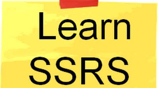SSRS Video :- How to create a simple report in SQL Server reporting services ? thumbnail