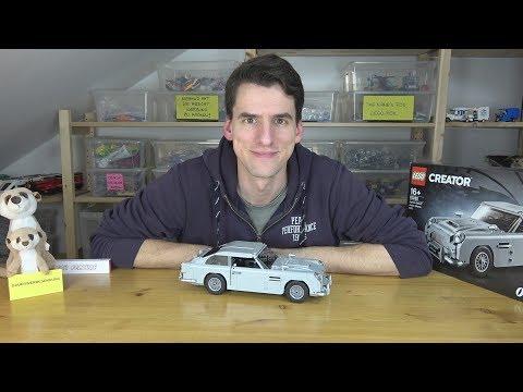 LEGO® Creator Expert 10262 - Aston Martin DB5