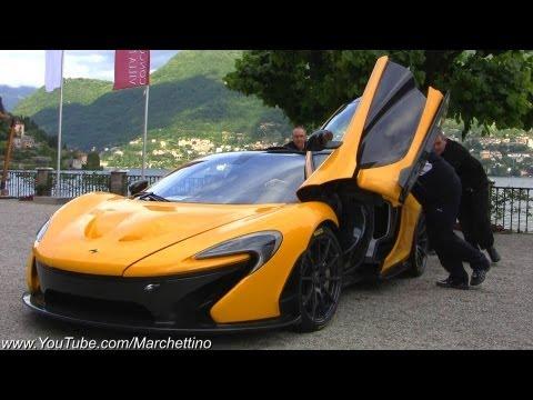 McLaren P1 Breaks Down!