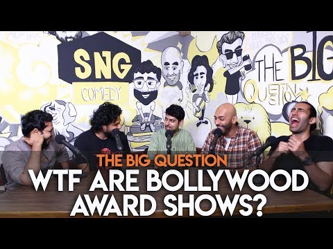 SnG: WTF Are Bollywood Award Shows? feat. Varun Grover | Big Question S2 Ep29