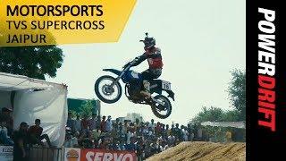 Motorsports : TVS Supercross Jaipur : PowerDrift