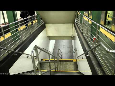 NYC Subway Train Station Tour: 42nd Street - Port Authority / Times Square