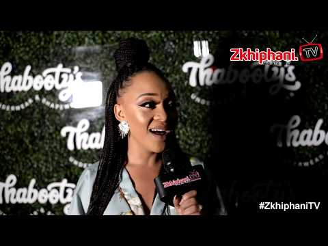 Thando Thabethe Talks Thabooty's Lingerie Launch thumbnail