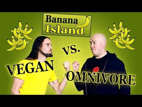 Banana Island: 5 Tage nur Bananen? Omnivore und Veganer machen erstaunliche Erfahrungen!