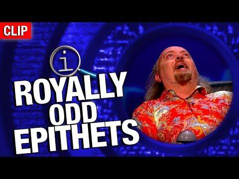 QI  Royal Epithets