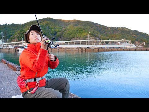 【異常発生】冬にこの釣りができるとは思ってもみなかった。