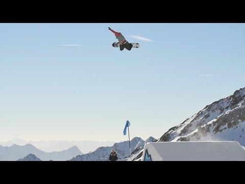 Norwegian Snowboard Team At Stubai, Austria   TransWorld SNOWboarding