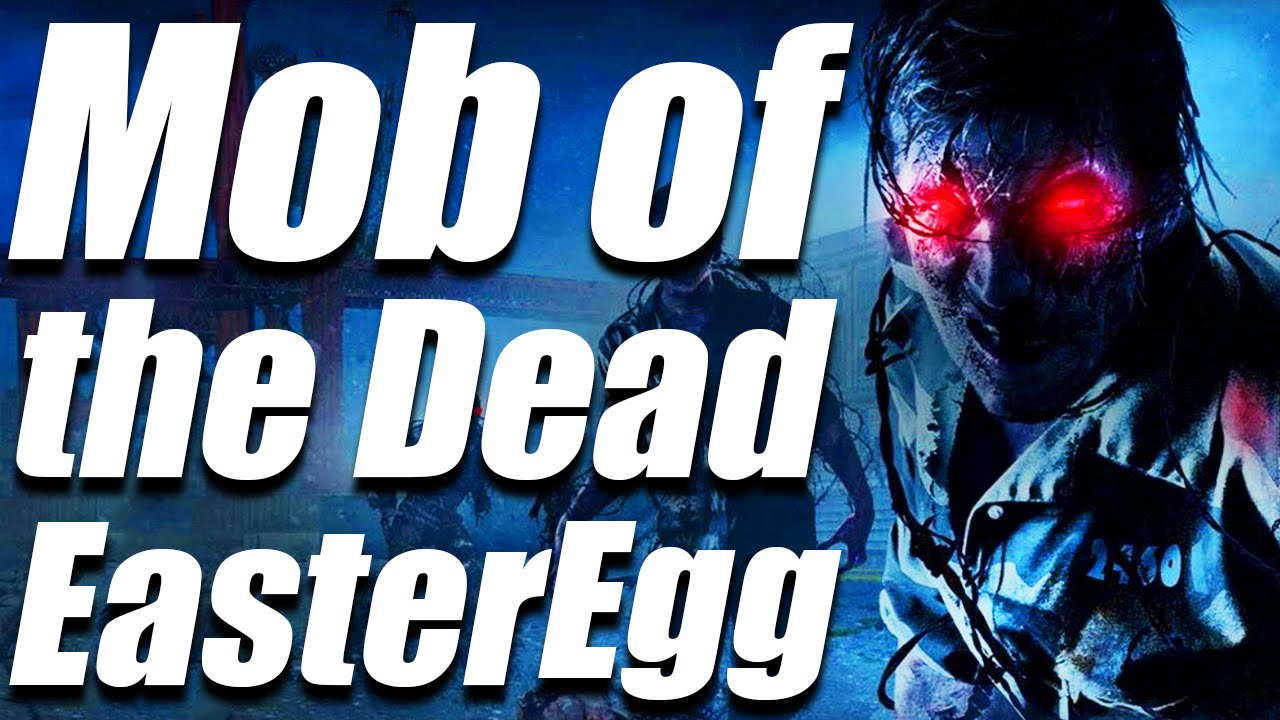 WORST ENDING EVER  Mob of the Dead Easter Egg w ToProForuGames