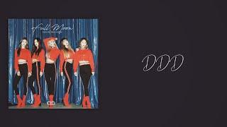EXID (이엑스아이디) - DDD (덜덜덜) (Slow Version)